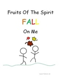 """""""Fruits of the Holy Spirit"""" Fall Art Project"""