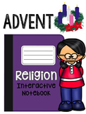 Religion Interactive Notebook: Advent
