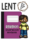 Religion Interactive Notebook: Lent