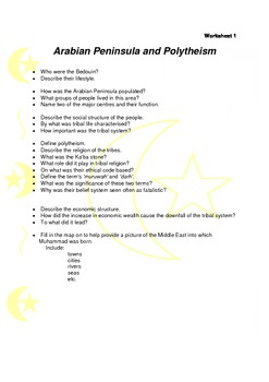 Religion: Islam - A student Workbooklet