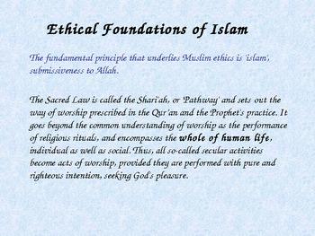 Religion: Islam - Key Beliefs