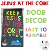 Religion Jesus Door Decor or Bulletin Board