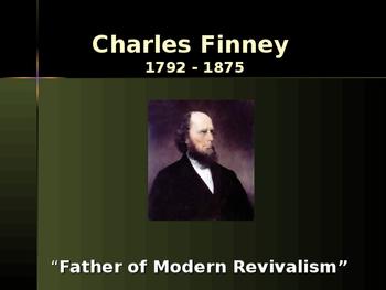 Religion - Key Figures - Charles Finney