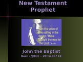 Religion - Key Figures - New Testament Prophet - John the Baptist