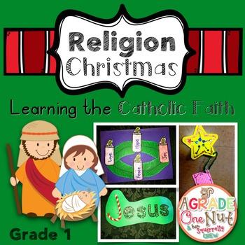 Religion Lessons: Christmas {Learning the Catholic Faith}
