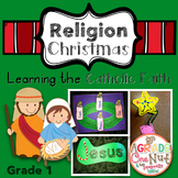 Religion Lessons: Christmas {Learning the Catholic Faith}