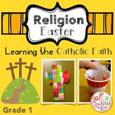 Religion Lessons: Easter {Learning the Catholic Faith}