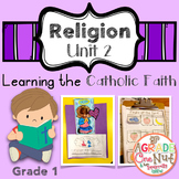 Religion Lessons: Unit 2 {Learning the Catholic Faith}