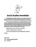 Religion Newsletter