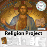 Religion Project - PBL