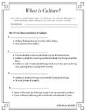 Religion - Seven Traits of Culture