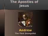Religion – The Apostles of Jesus – Andrew