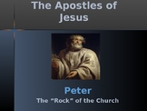 Religion – The Apostles of Jesus – Peter