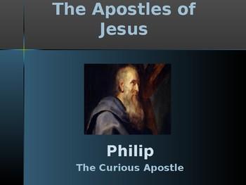 Religion – The Apostles of Jesus – Philip