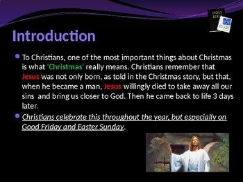 Religion - The Story of Christmas - Part 1 - The Visits From the Angels