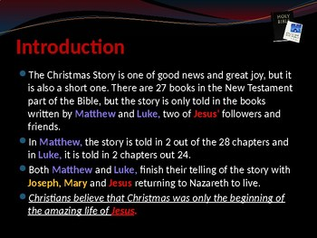 Religion - The Story of Christmas - Part 3 - The Birth of Jesus