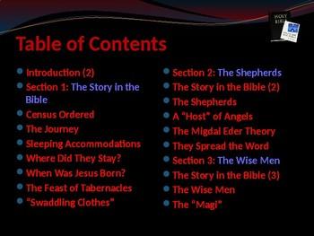 Celebrating Christmas - The Story of Christmas - Pt 3 - The Birth of Jesus