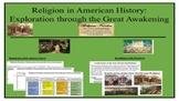 Religion Timeline: Exploration through the 2nd Great Awakening