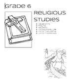 Religion Workbook: Grade 6