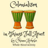 Religion and Colonialism in Things Fall Apart by Chinua Ac