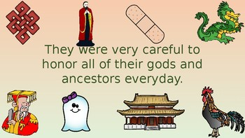 Religion in Ancient China Pack