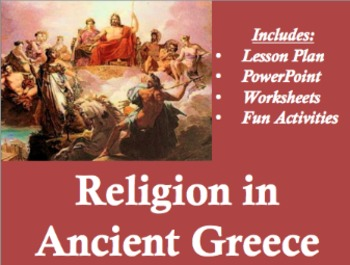 Religion in Ancient Greece