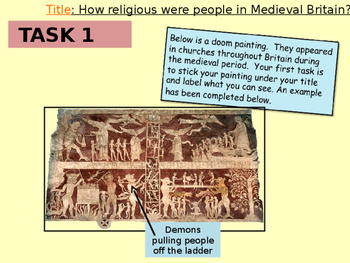 Religion in Medieval Britain