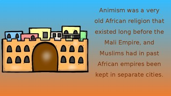 Religion in the Mali Empire Pack