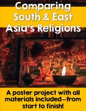 Comparing Religions Poster Project: All Materials Included!