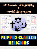Religions: AP Geography (Flipped Classes)