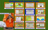 Religions of Ancient India PDF - Bill Burton