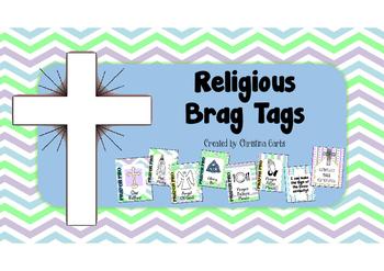 Religious Brag Tags