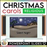 Religious Christmas Carols - Sing Along!