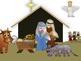 Christmas Cutouts - Religious