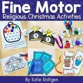 Religious Christmas Fine Motor Activities