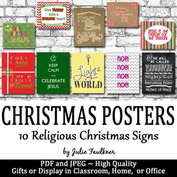 religious bible christmas posters great gifts or writing prompts