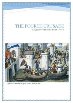 Religious Context of the Fourth Crusade