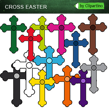 Religious Cross Clipart