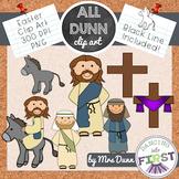 Religious Easter Clip Art