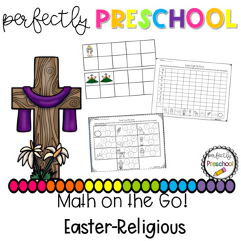 Religious Easter Math on the Go!