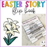 Religious Easter Story Flip Book Catholic Christian