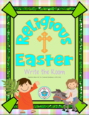 Easter Write the Room - Religious