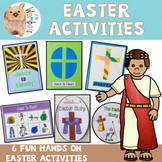 Religious Easter and Holy Week Activities