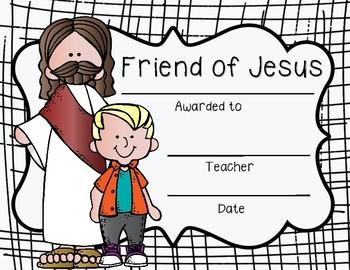 Religious Education Award