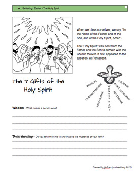 Religion Grade 3 Workbook - Ontario