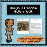 Religious Freedom Gallery Walk