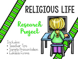 Religious Life Research Project