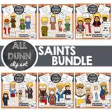 Religious Saints Clip Art BUNDLE