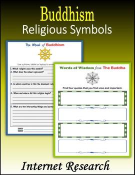 Religious Symbols:  Buddhism