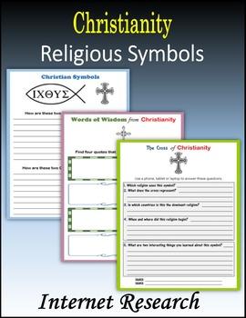 Religious Symbols:  Christianity